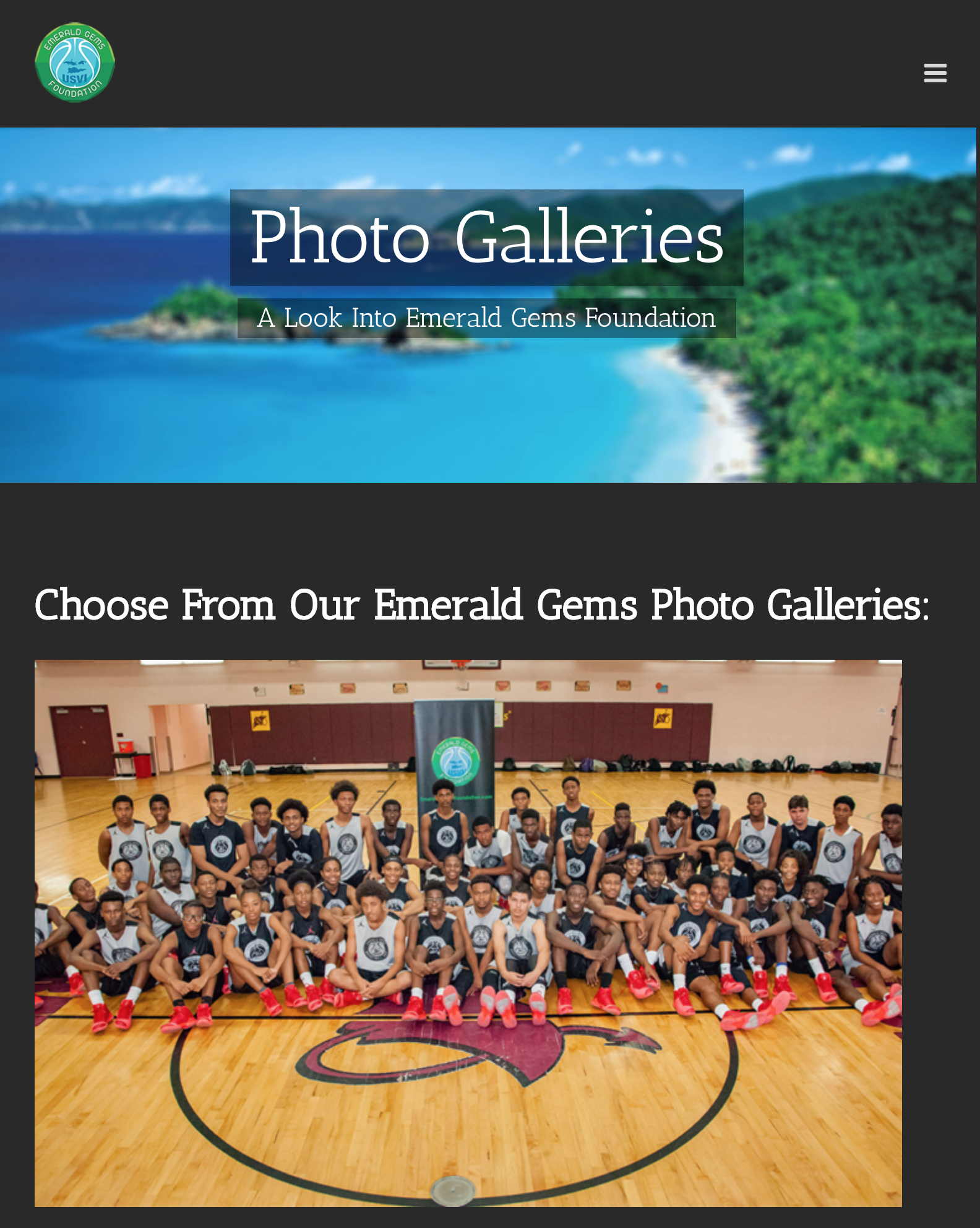 Emerald Gems, Photo Gallery Archive, Mobile