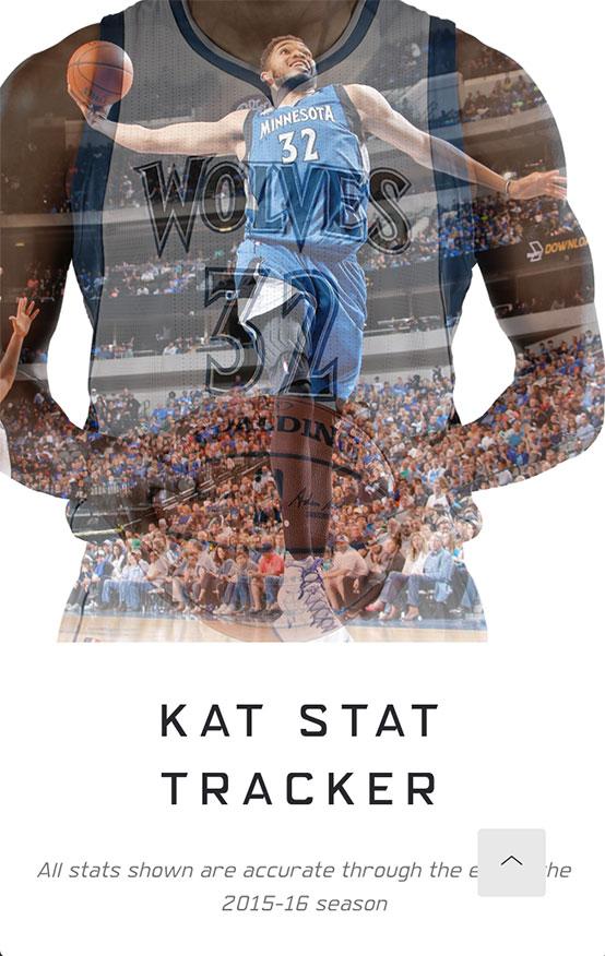 Kat Cab Stat Tracker Spot, Mobile View
