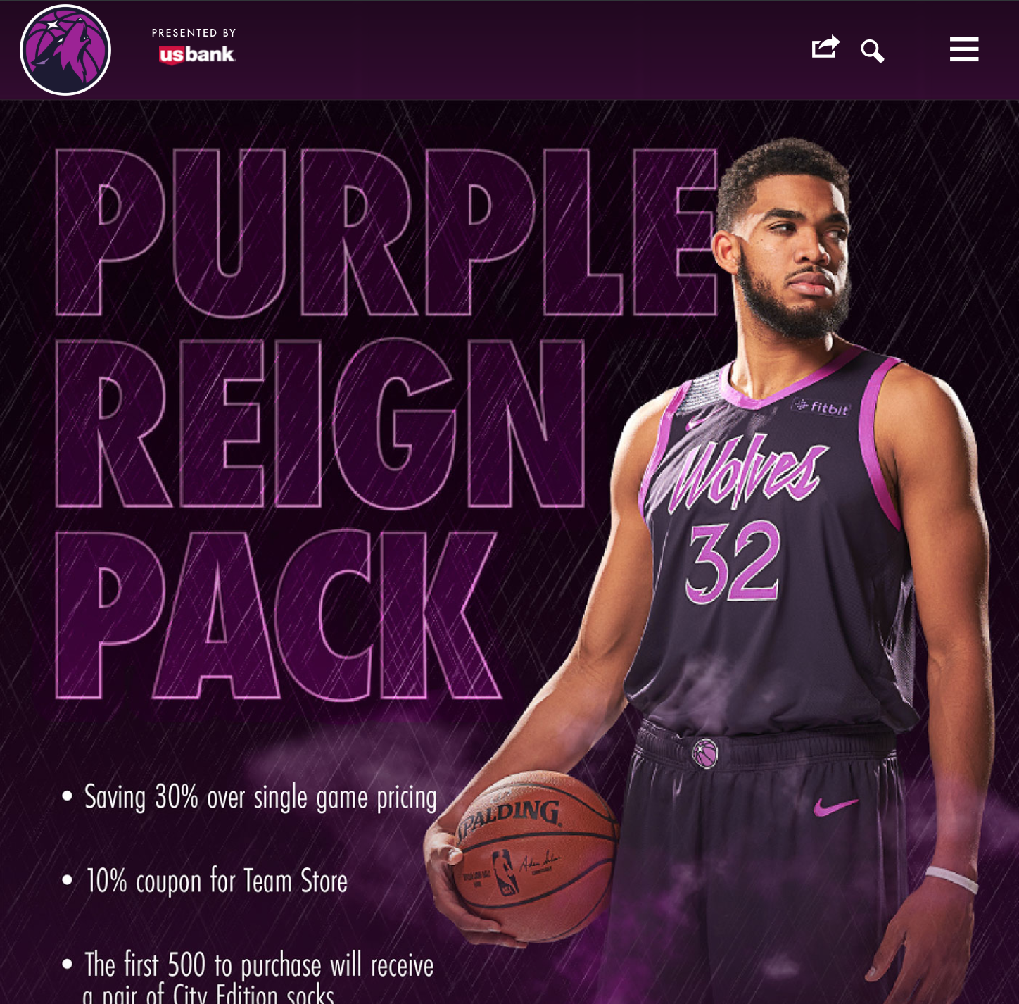 Prince-Inspired Uniform Page - Tablet View